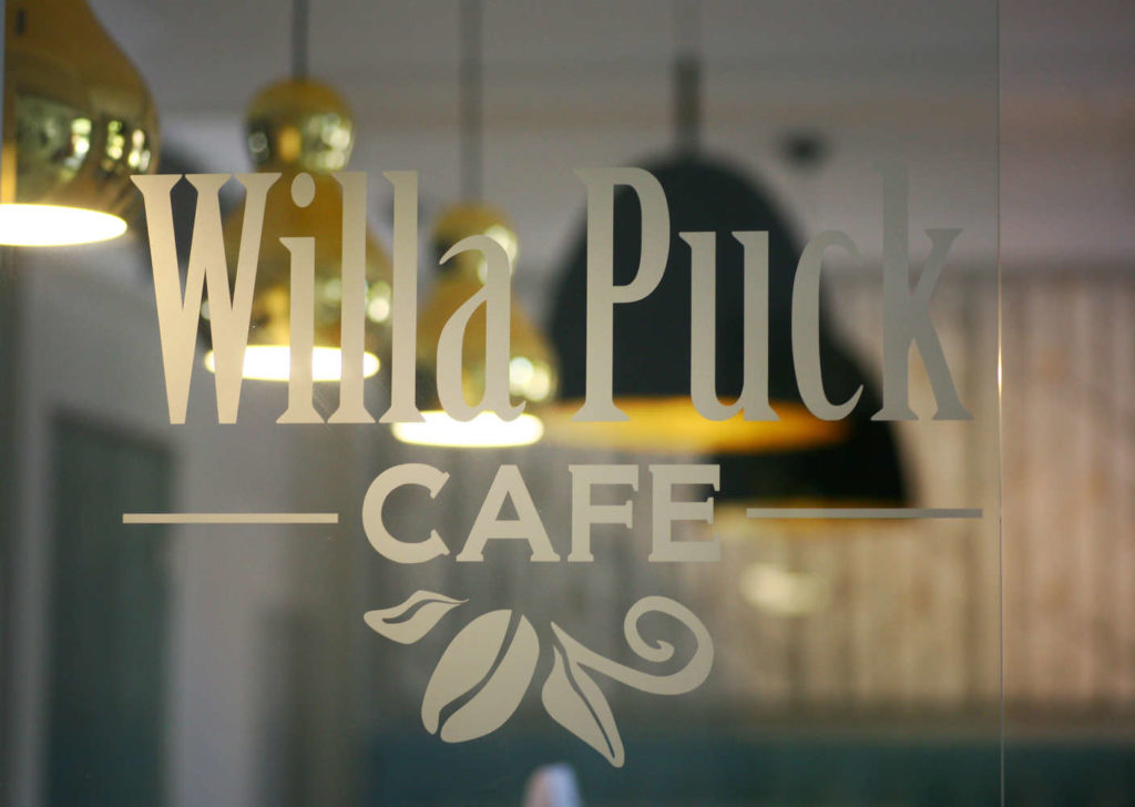 Willa Puck Cafe, kilka słów o nas